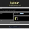 Rubular: a Ruby regular expression editor